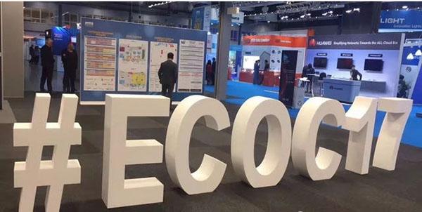 泰瑞创参加第43届欧洲光通信展ECOC
