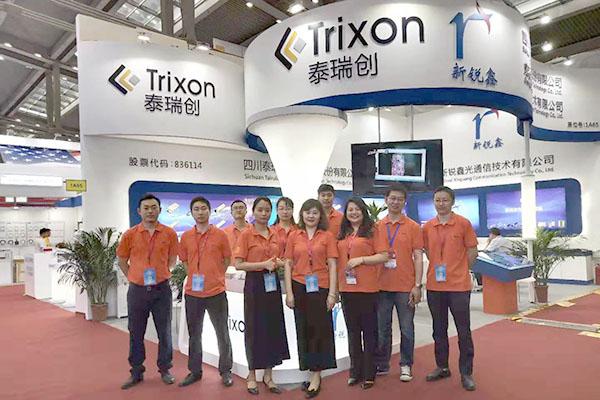 泰瑞创参加中国国际光电博览会CIOE/Trixon Participate in CIOE Exhibition 2019